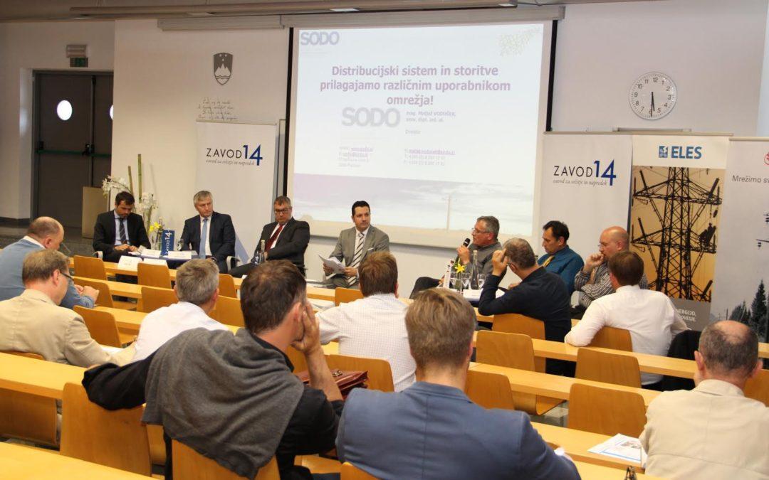Okrogla miza Zavoda 14 – IZZIVI SLOVENIJE 2020: Optimizacija in racionalizacija slovenskega elektrogospodarstva – katera smer je prava?